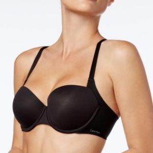 Calvin Klein Invisible-Seam Balconette Bra QF1833